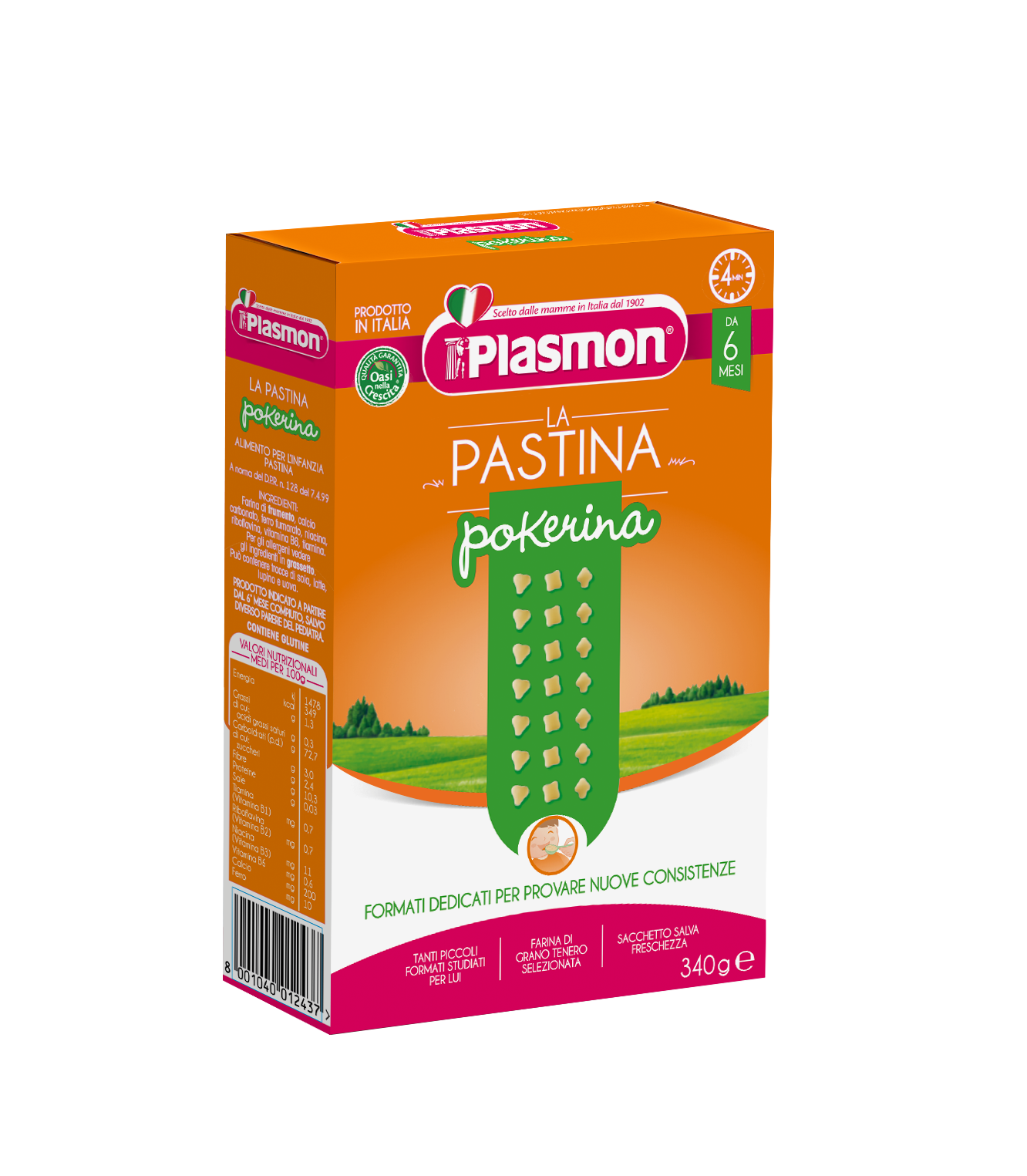 Pastina Pokerina
