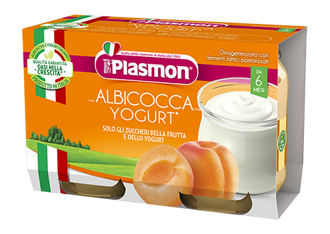 Albicocca e Yogurt