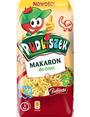 Makaron Pudliszek dla dzieci 340 g