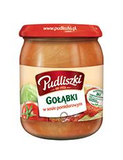 Gołąbki w sosie pomidorowym 500 g