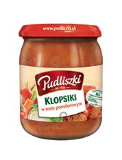 Klopsiki w sosie pomidorowym 500 g