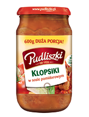 Klopsiki w sosie pomidorowym 600 g