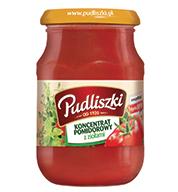 Koncentrat pomidorowy z ziołami 200 g