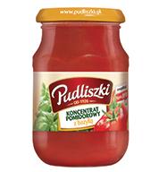 Koncentrat pomidorowy z bazylią 200 g