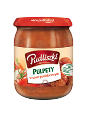 Pulpety w sosie pomidorowym 500 g
