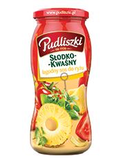Sos słodko-kwaśny łagodny 500 g