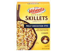Velveeta Cheesy Skillets Philly Cheesesteak
