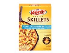 Velveeta Cheesy Skillets 2% Cheeseburger