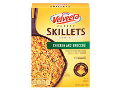 Velveeta Cheesy Skillets Chicken and Broccoli