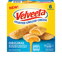 Velveeta Stuffed Grilled Cheese 18oz