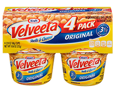 Velveeta Shells & Cheese Original Cups