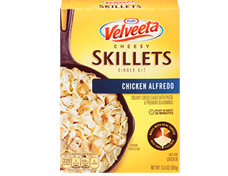 Velveeta Cheesy Skillets Chicken Alfredo