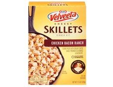 Velveeta Cheesy Skillets Chicken Bacon Ranch