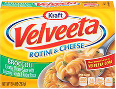 Velveeta Shells & Cheese Broccoli Rotini & Cheese