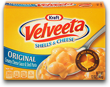 Velveeta Shells & Cheese Original image