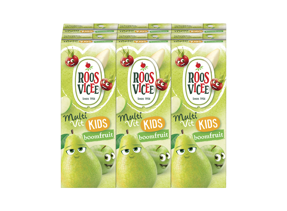 Multivit Kids mini Boomfruit