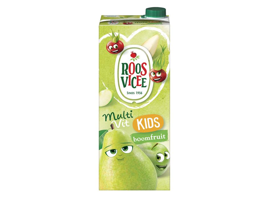 Multivit Kids Boomfruit