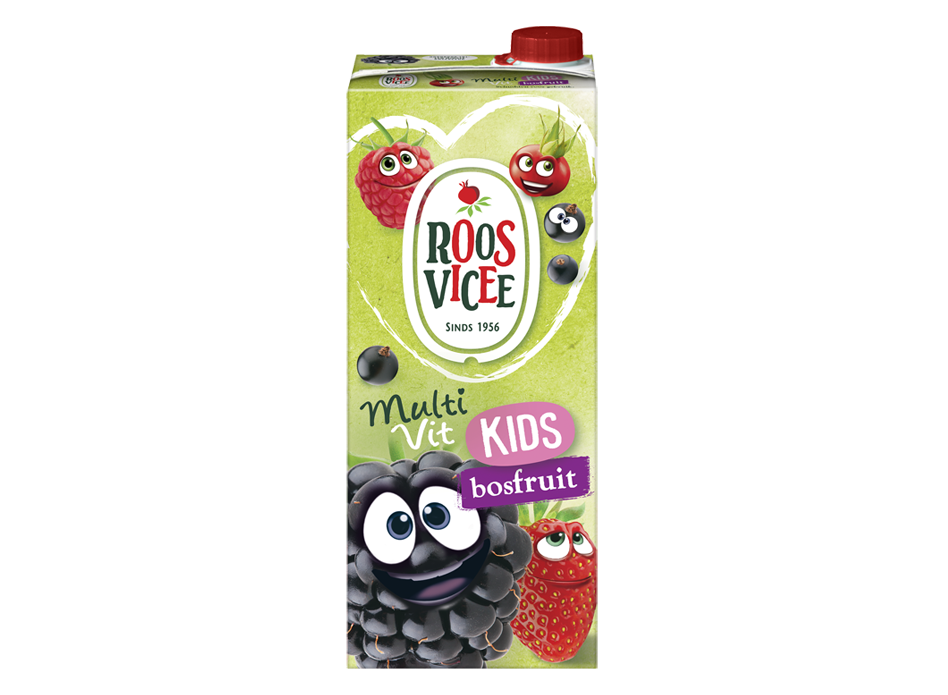 Multivit Kids Bosfruit