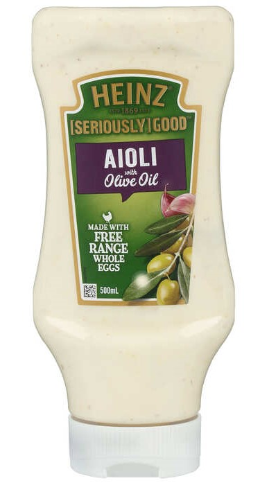 Aioli With Olive Oil 500ml image
