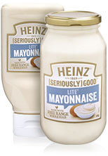 Mayonnaise Squeeze Lite 470g image