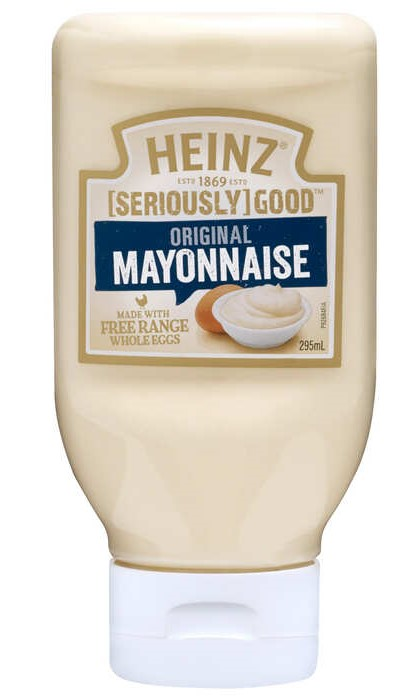 Mayonnaise Squeeze 295ml image