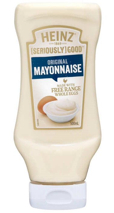 Mayonnaise Squeezy 500ml image