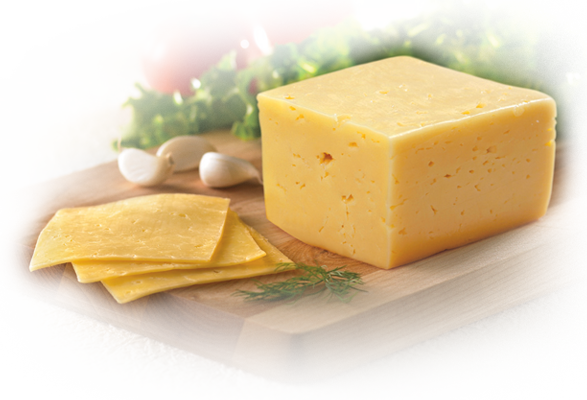 Natural Cheese Slices