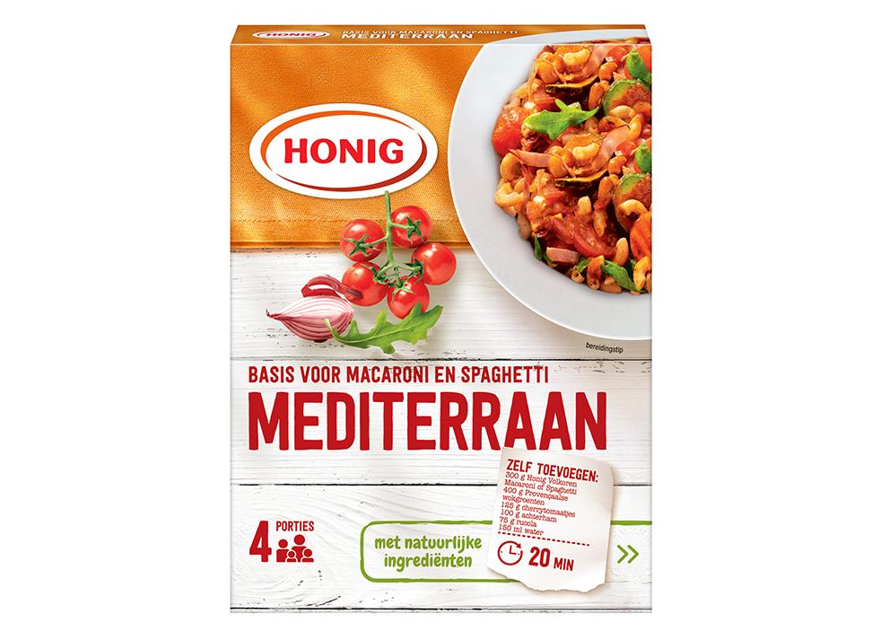 Macaroni en Spaghetti Mediterraan