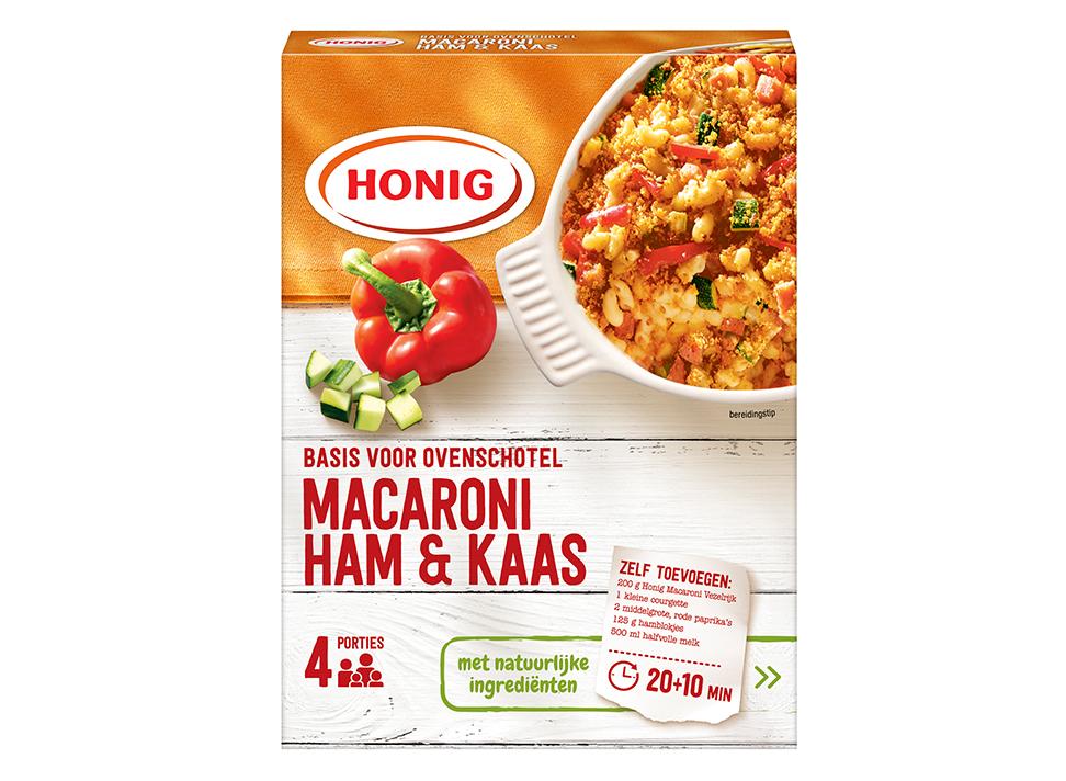 Macaroni Ovenschotel Ham Kaas