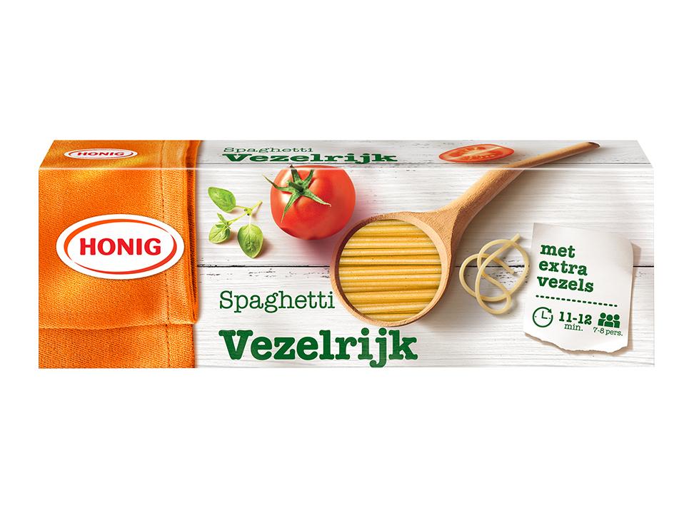 Spaghetti Vezelrijk