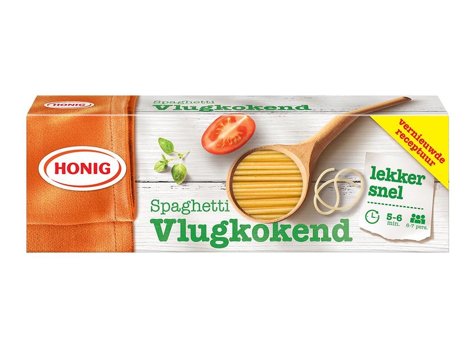 Spaghetti Vlugkokend