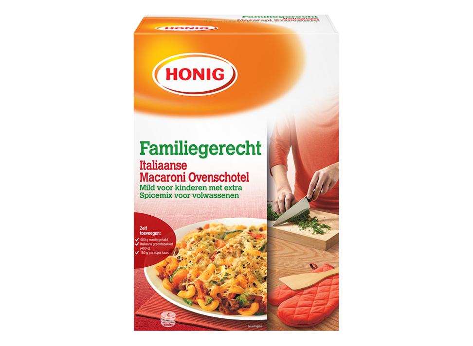 Italiaanse Macaroni Ovenschotel