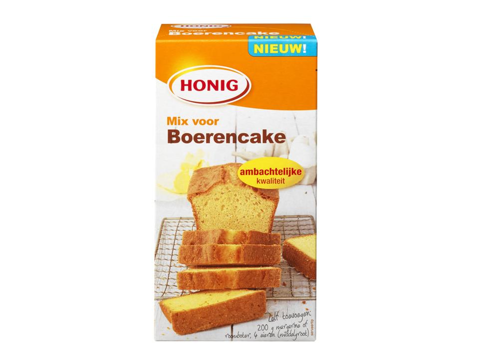 Mix voor Boerencake