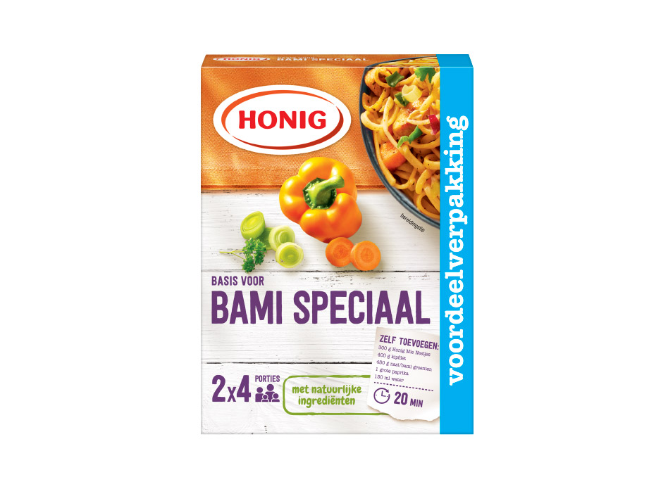 Bami Speciaal Voordeelverpakking
