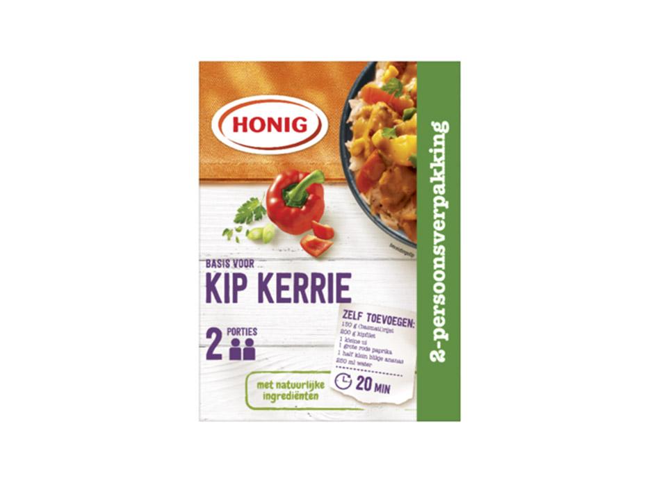 Kip Kerrie 2-persoonsverpakking