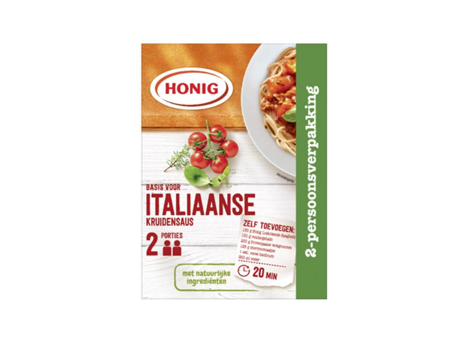 Italiaanse Kruidensaus 2-persoonsverpakking