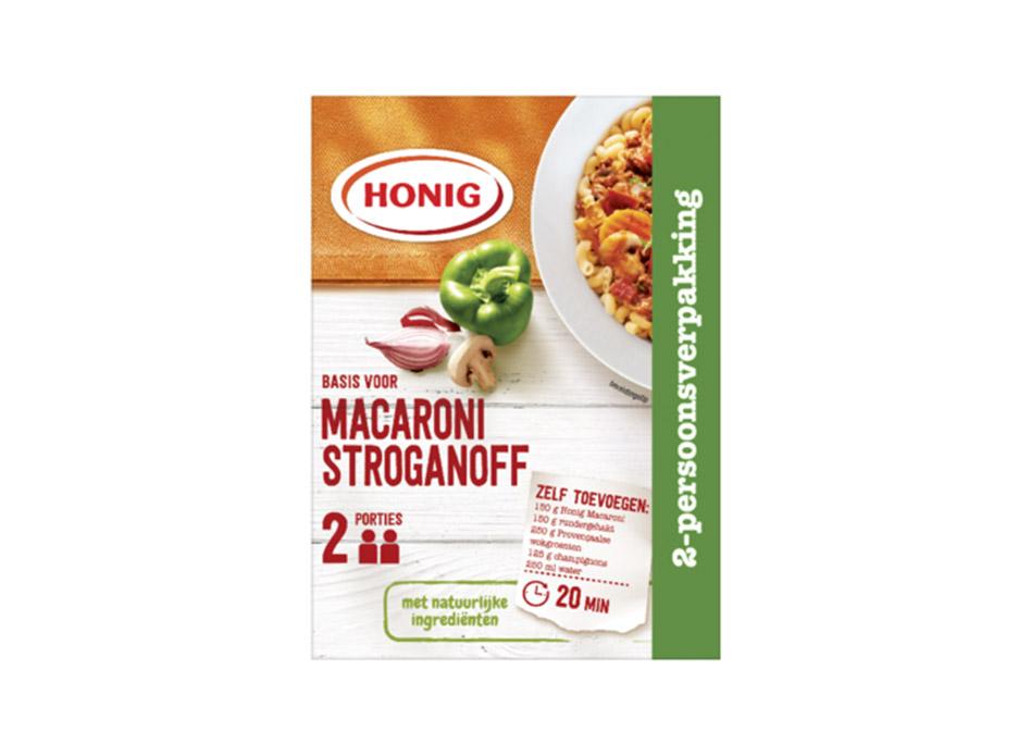 Macaroni Stroganoff 2-persoonsverpakking