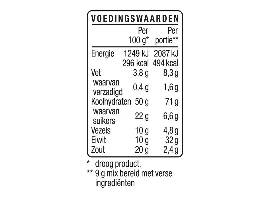 Nasi Speciaal Voordeelverpakking