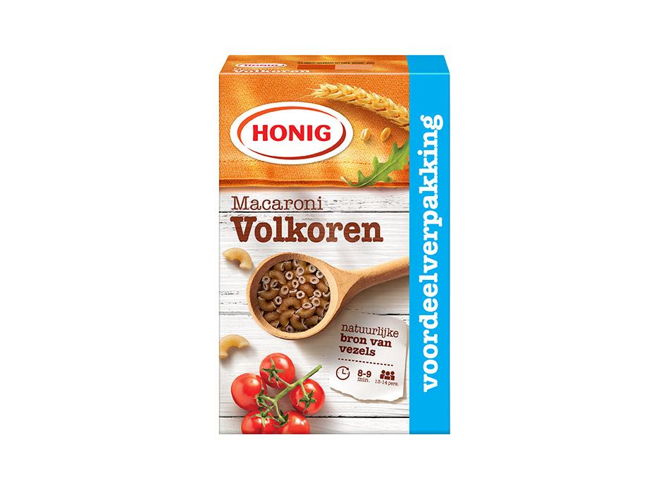 Macaroni Volkoren 1KG