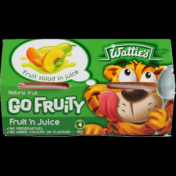 Go Fruity™ Fruit Salad in Juice