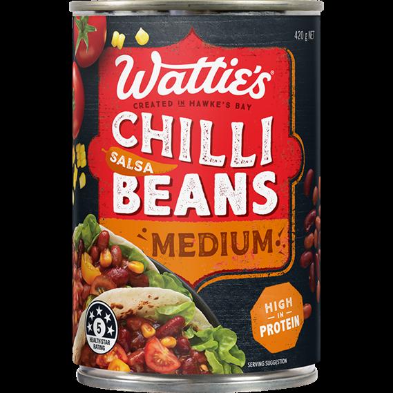 Salsa Chilli Beans