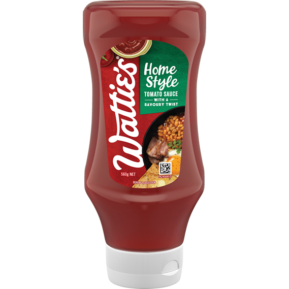 Homestyle Tomato Sauce Bottle