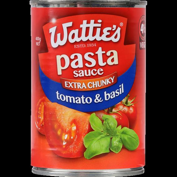 Chunky Tomato & Basil