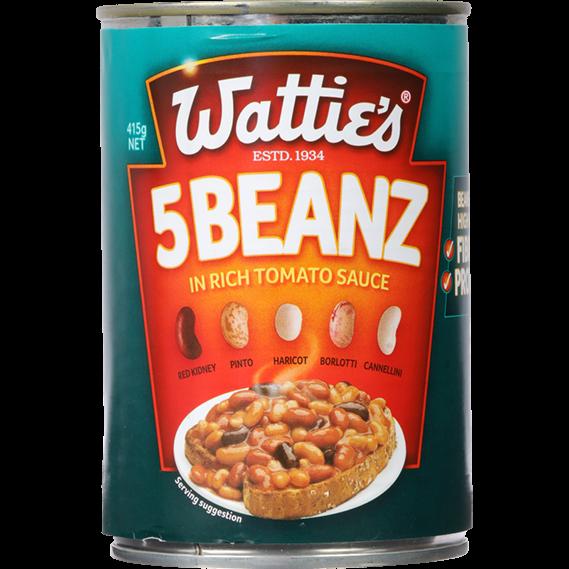 5 Beanz