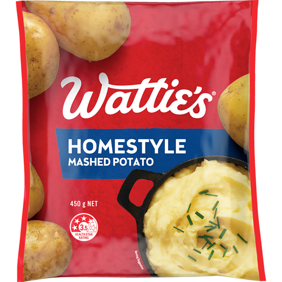 Homestyle Mashed Potato
