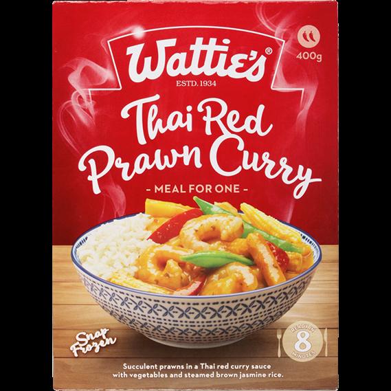 Wattie's Thai Red Prawn Curry