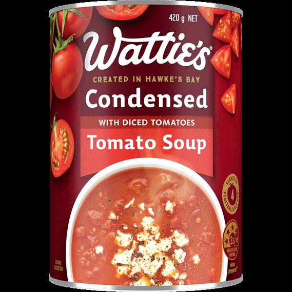 Diced Tomato Soup