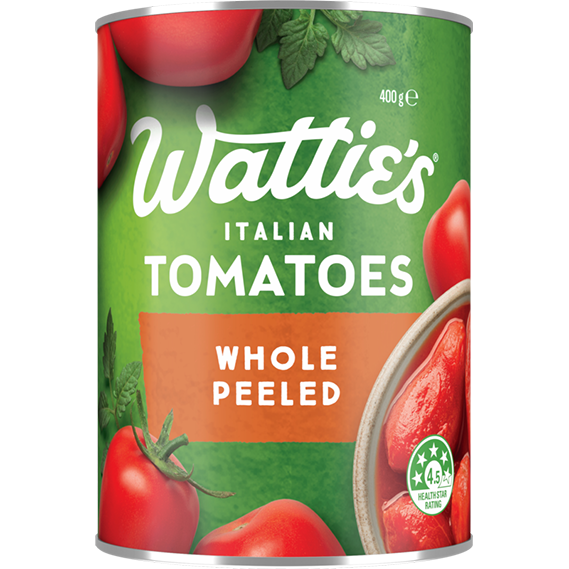 Whole Peeled Tomatoes in Juice