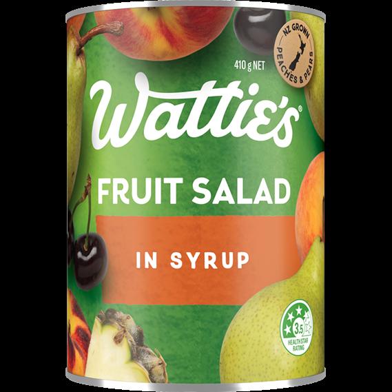 Fruit Salad in Light Syrup