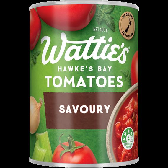 Savoury Tomatoes